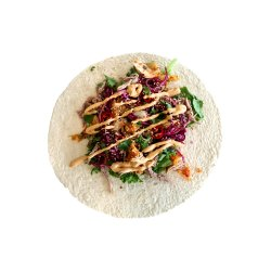 Wraps m/Asiatisk Pulled...