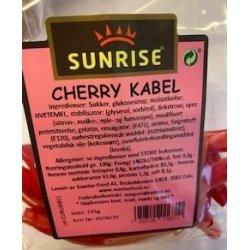 Cherry Kabel Sunrise