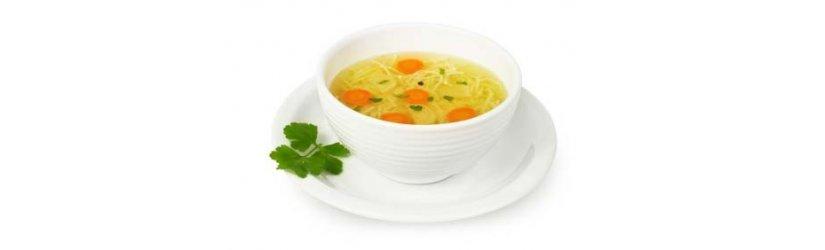 Suppe / Rett i Koppen