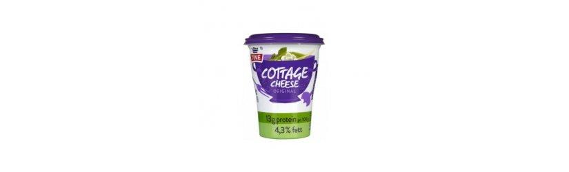 øvrige ostprodukter