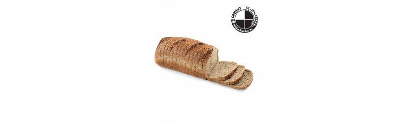 Brød oppskåret Kristiania Gourmet