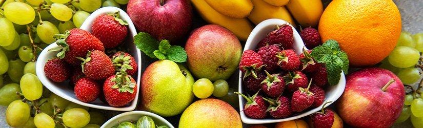 Frukt og Grønt Kuttet
