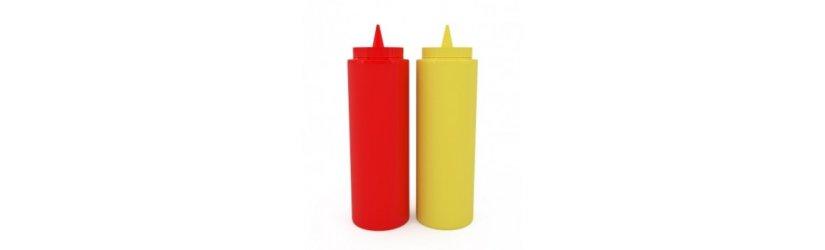 Ketchup & Sennep